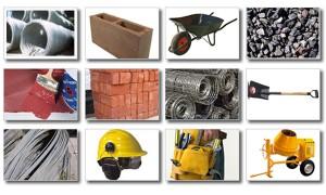 Almacén materiales para la construcción