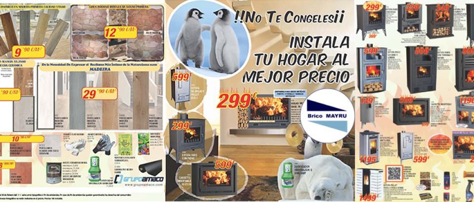 Ofertas en Calefacción Invierno 2015-16